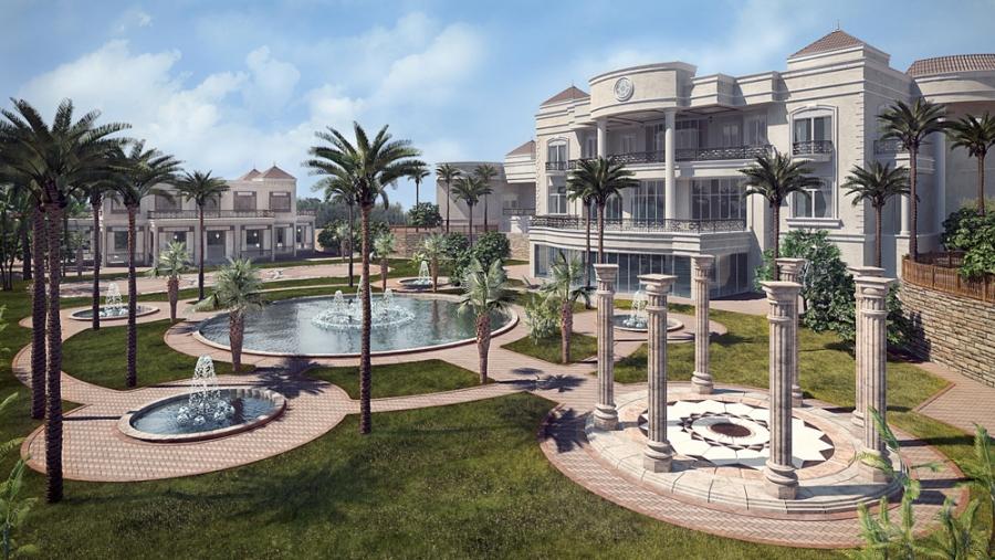 EL MIRAGE PALACE