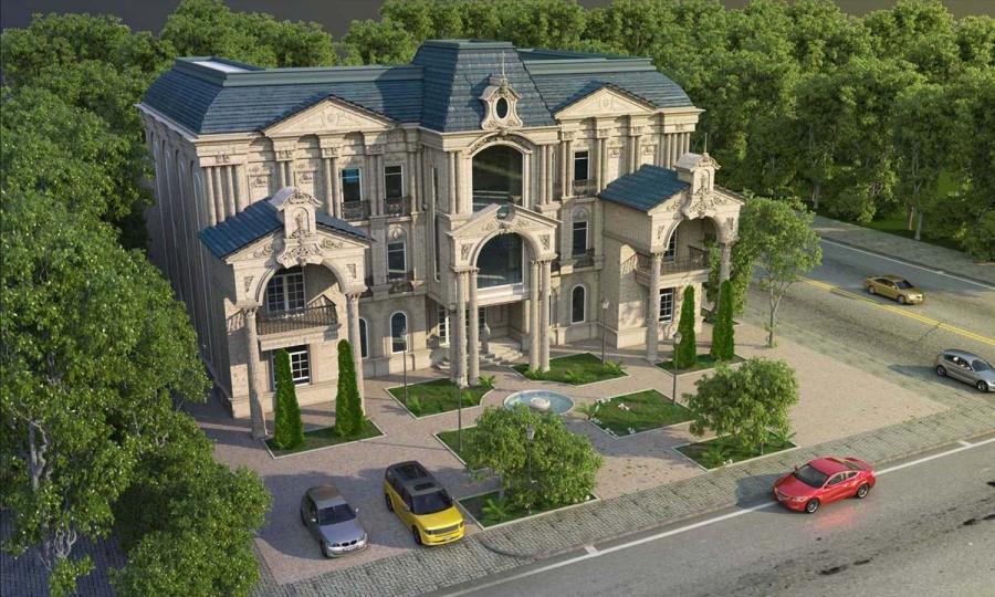 Residential building for Residential home builder